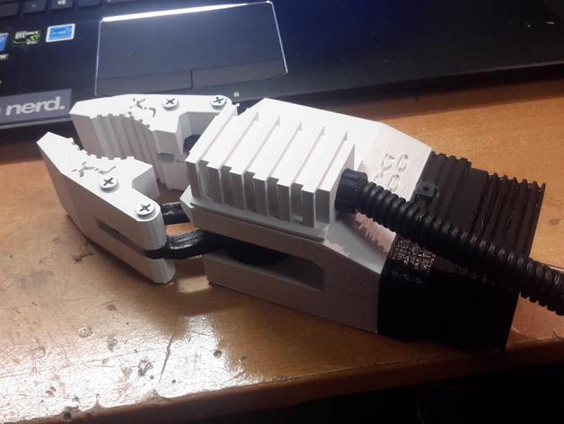 HD-7爪形器具 3D模型  图32