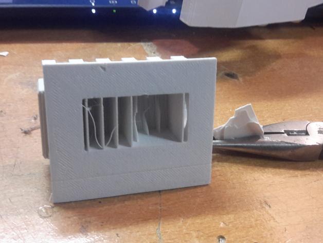 HD-7爪形器具 3D模型  图33