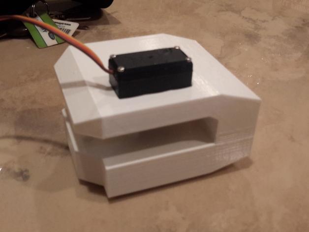 HD-7爪形器具 3D模型  图31