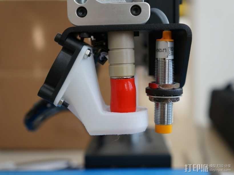 Printrbot通风导管  3D模型  图1