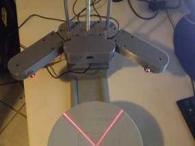 FabScan开源软件3D扫描仪 3D模型