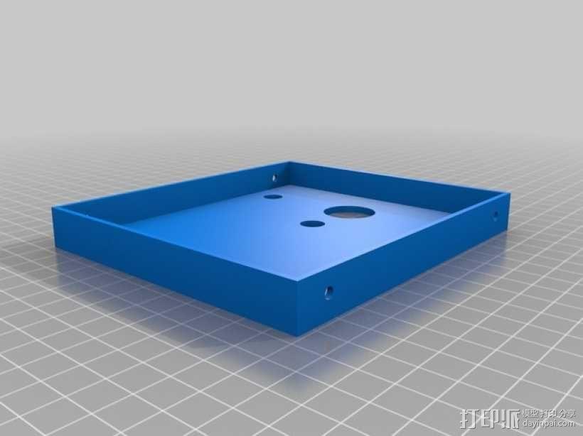 FabScan开源软件3D扫描仪 3D模型  图3