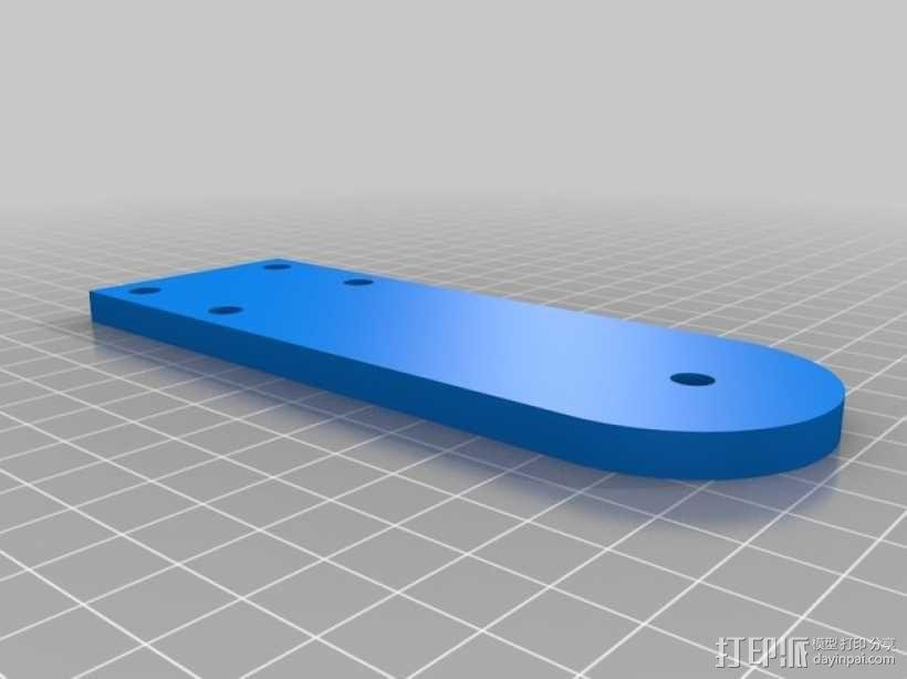 FabScan开源软件3D扫描仪 3D模型  图4