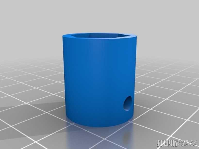 FabScan开源软件3D扫描仪 3D模型  图6