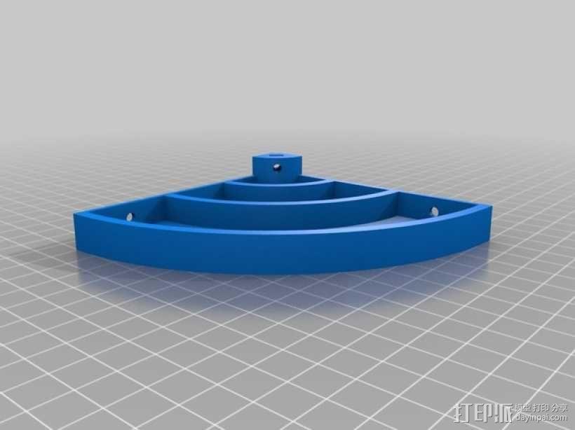 FabScan开源软件3D扫描仪 3D模型  图11