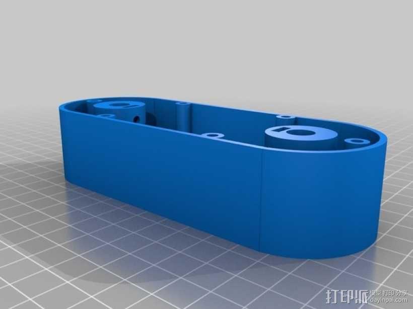FabScan开源软件3D扫描仪 3D模型  图12