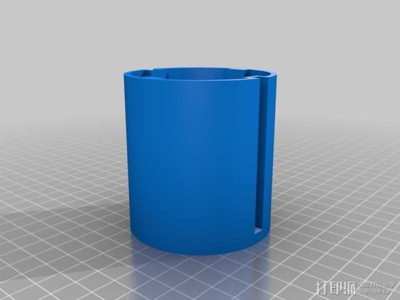 FabScan开源软件3D扫描仪 3D模型  图13