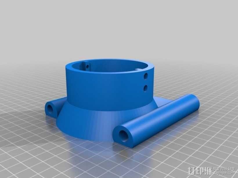 FabScan开源软件3D扫描仪 3D模型  图14