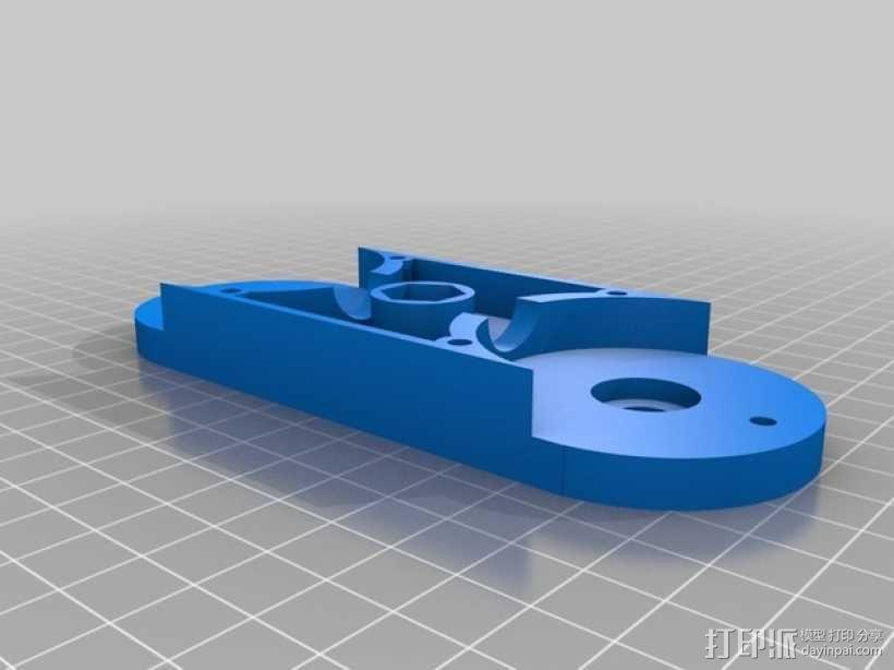 FabScan开源软件3D扫描仪 3D模型  图15