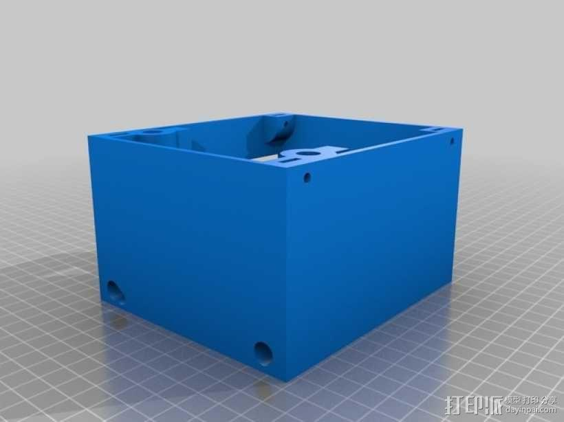 FabScan开源软件3D扫描仪 3D模型  图16