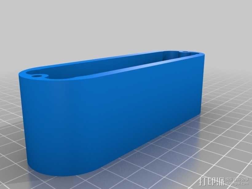 FabScan开源软件3D扫描仪 3D模型  图21