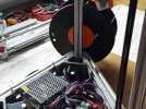Cherry Pi 3D打印机线轴架/布线环 3D模型 图28
