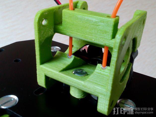 迷你双挤出机 3D模型  图21