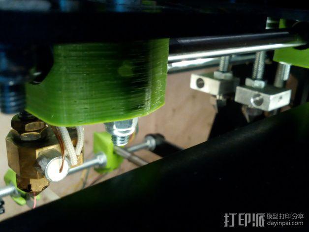 迷你双挤出机 3D模型  图29