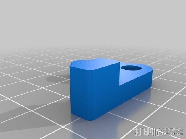 迷你双挤出机 3D模型  图38