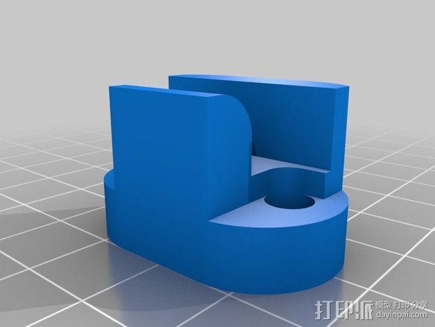 迷你双挤出机 3D模型  图36
