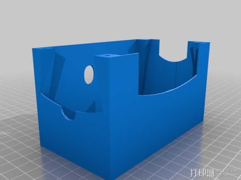 Rostock BI V1.0 3D打印机 3D模型  图24