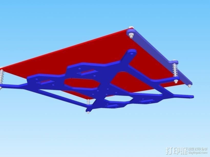 P3Steel - Prusa i3 3D打印机 3D模型  图8