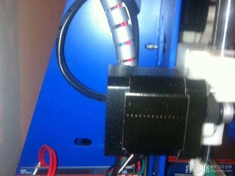 P3Steel - Prusa i3 3D打印机 3D模型  图17