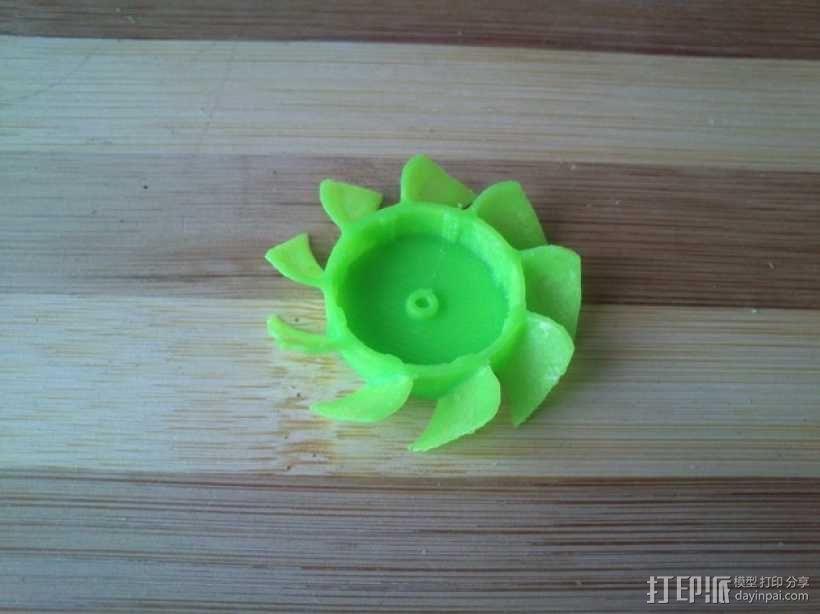 风扇扇叶 3D模型  图7