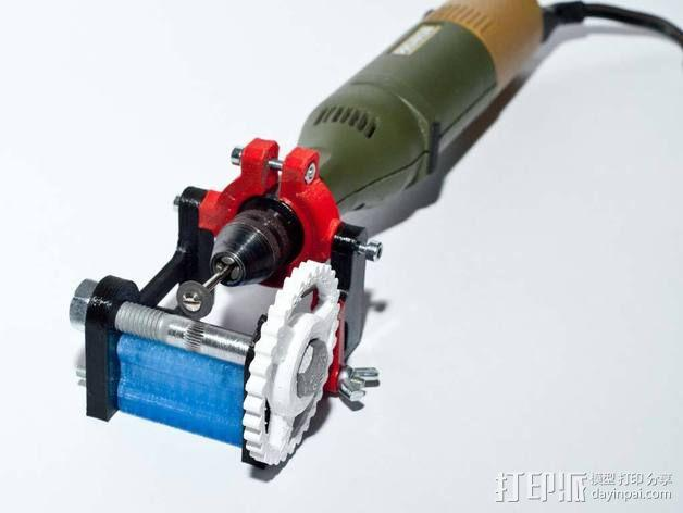 个性化hobbet螺栓 3D模型  图2
