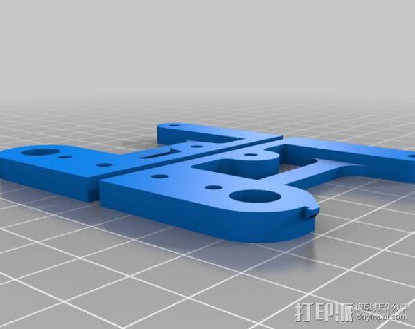 个性化hobbet螺栓 3D模型  图3