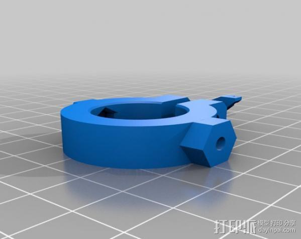 个性化hobbet螺栓 3D模型  图5