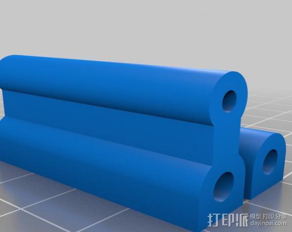 个性化hobbet螺栓 3D模型  图7