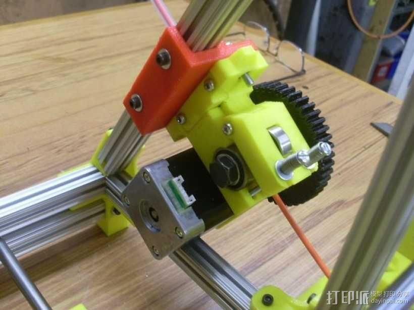 OB1.4 3D打印机 3D模型  图14