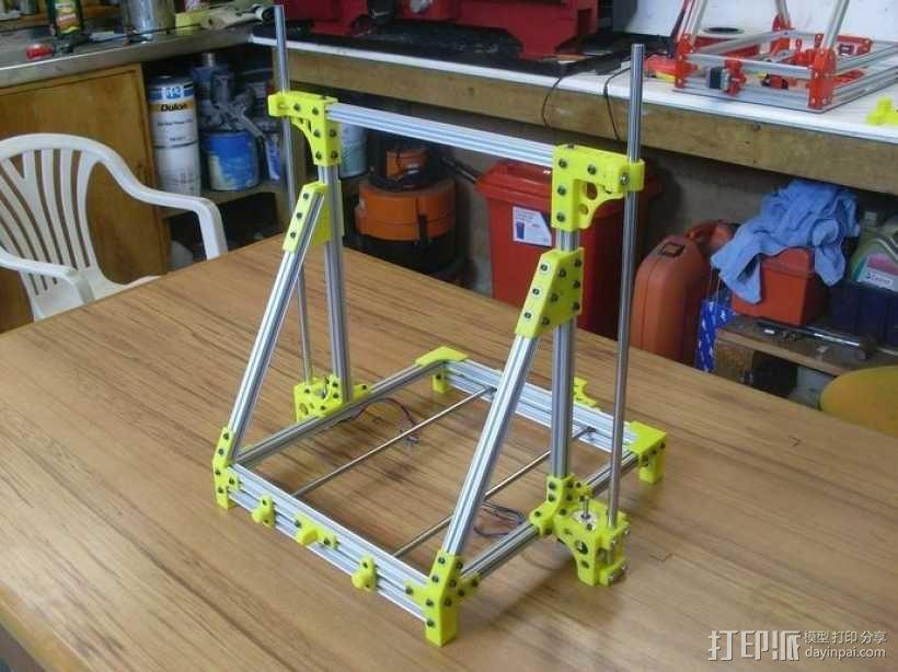 OB1.4 3D打印机 3D模型  图12
