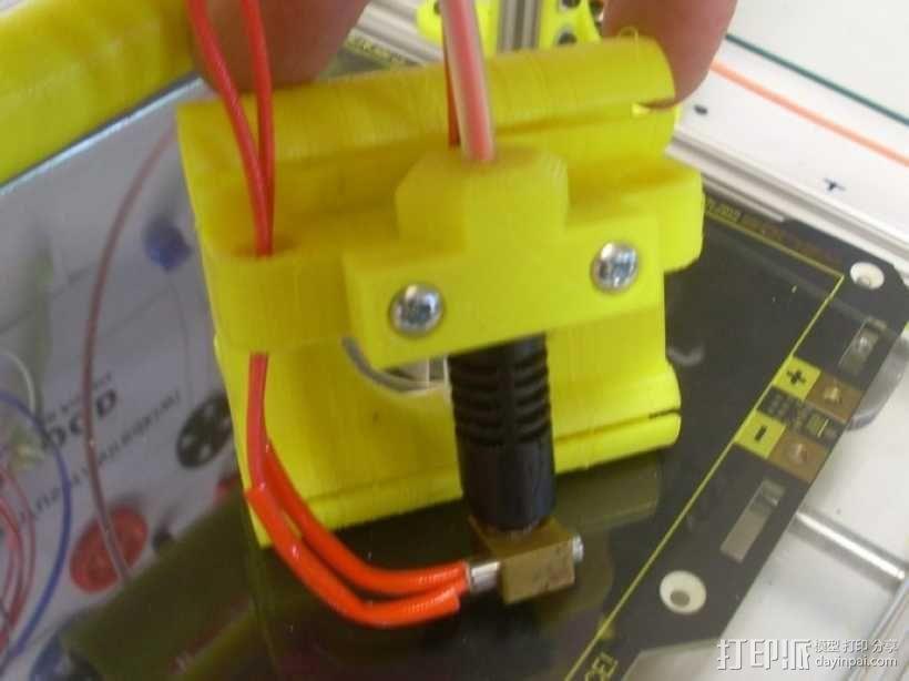 OB1.4 3D打印机 3D模型  图19