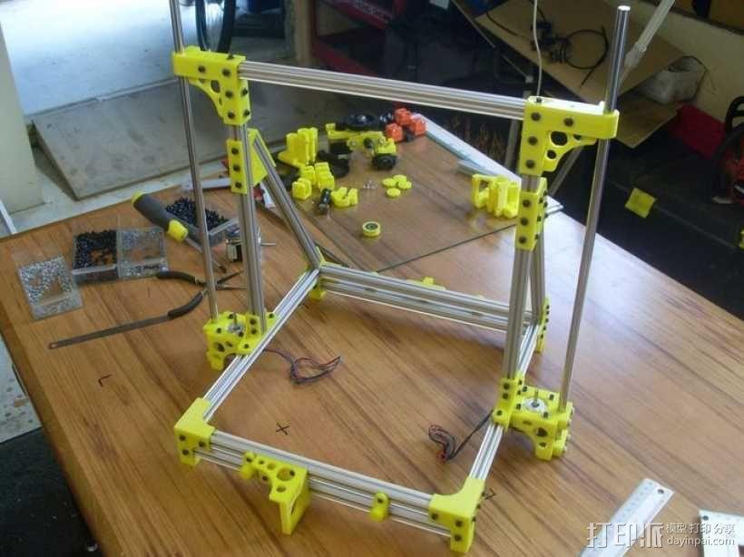 OB1.4 3D打印机 3D模型  图16