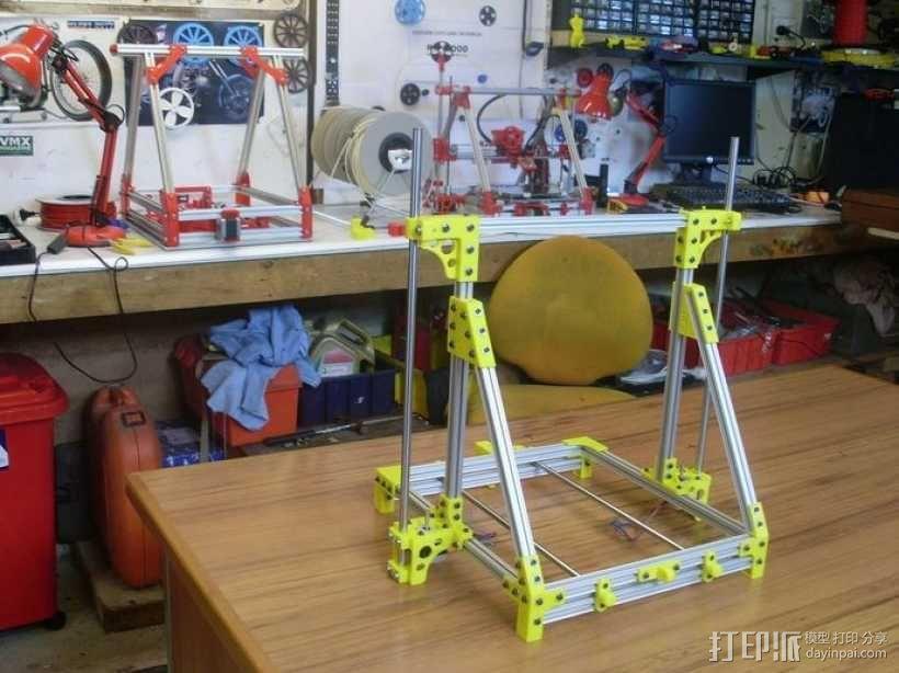 OB1.4 3D打印机 3D模型  图15
