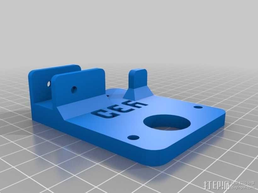 OB1.4 3D打印机 3D模型  图28