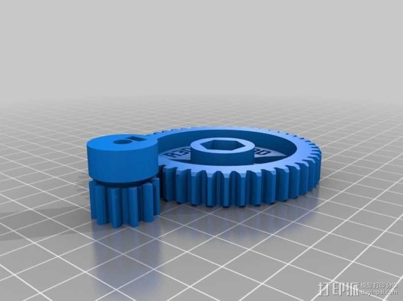 OB1.4 3D打印机 3D模型  图31