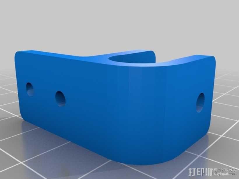 OB1.4 3D打印机 3D模型  图33