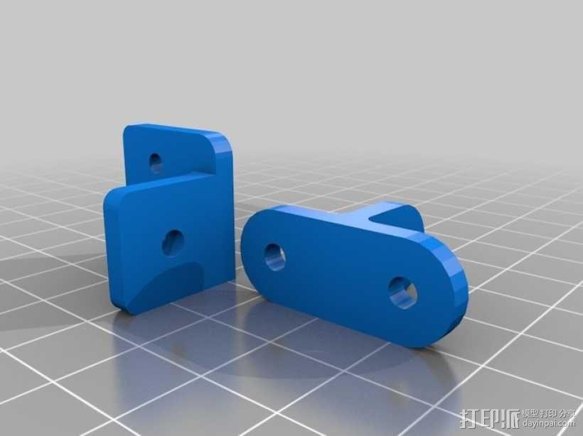 OB1.4 3D打印机 3D模型  图34