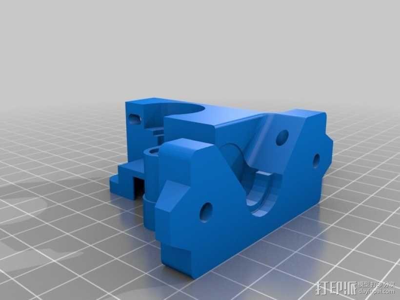 OB1.4 3D打印机 3D模型  图35
