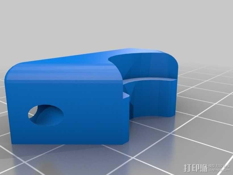 OB1.4 3D打印机 3D模型  图36