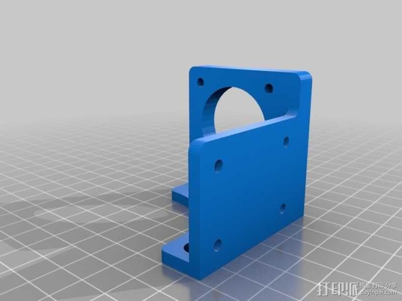 OB1.4 3D打印机 3D模型  图39