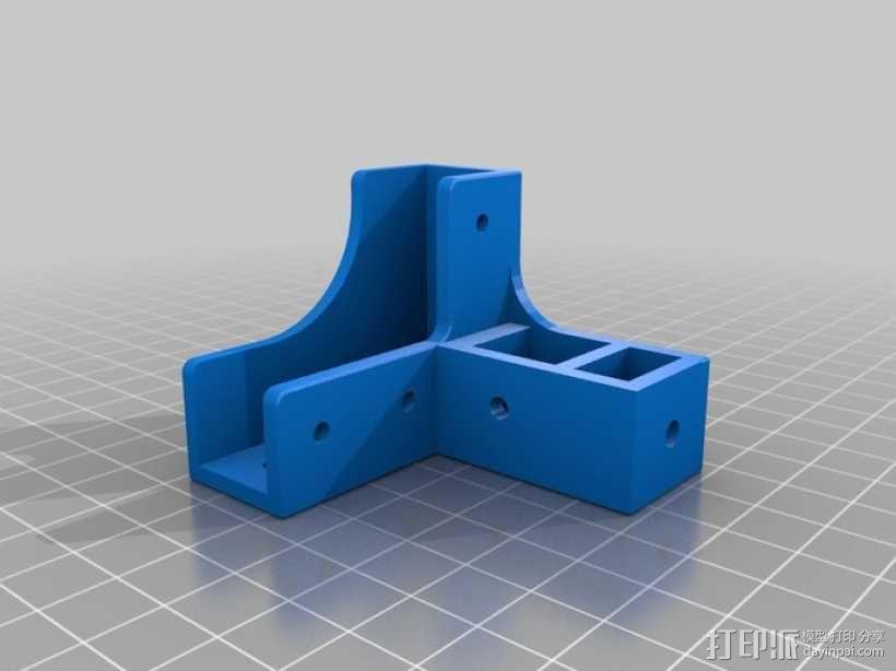 OB1.4 3D打印机 3D模型  图40