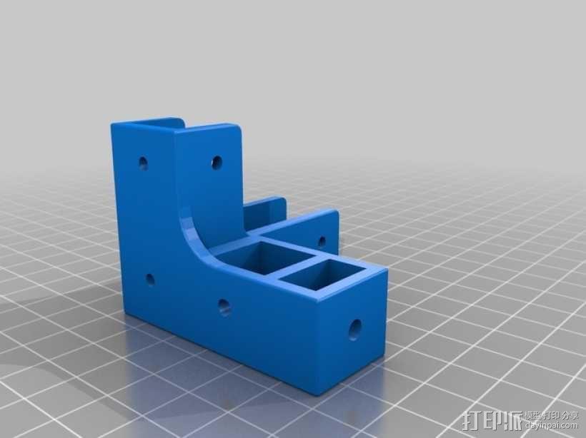 OB1.4 3D打印机 3D模型  图41