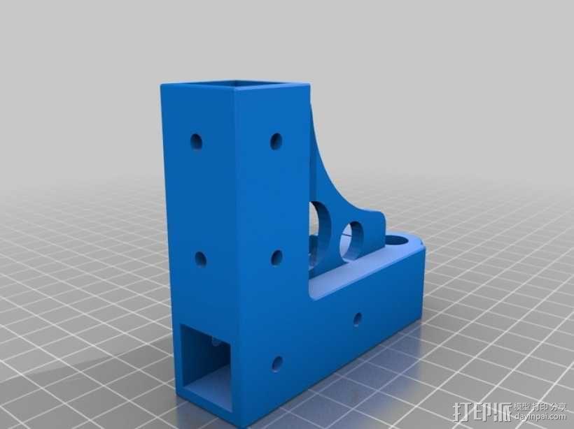 OB1.4 3D打印机 3D模型  图43