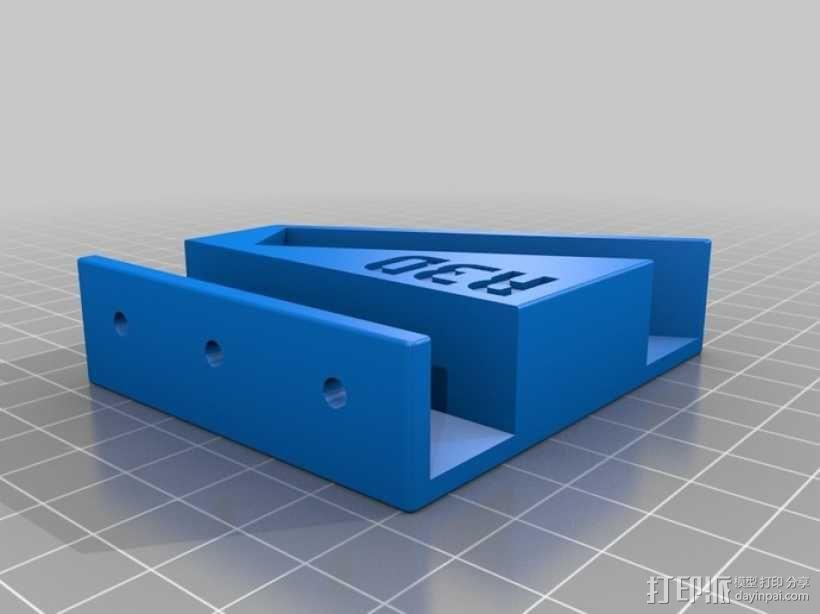 OB1.4 3D打印机 3D模型  图44