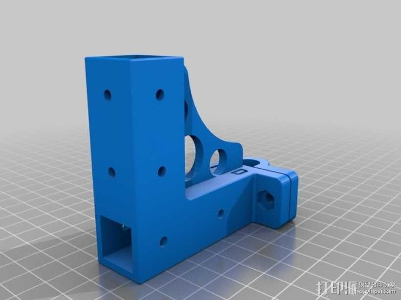 OB1.4 3D打印机 3D模型  图45