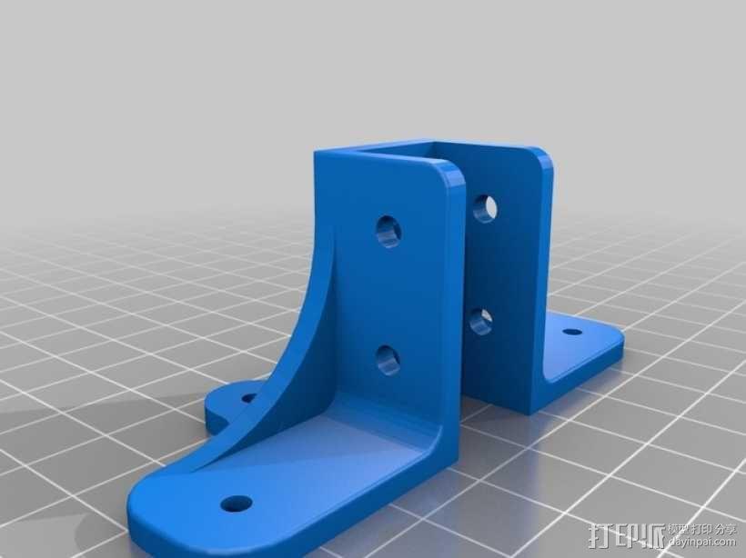 OB1.4 3D打印机 3D模型  图46