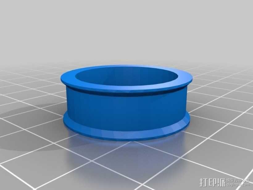 OB1.4 3D打印机 3D模型  图47