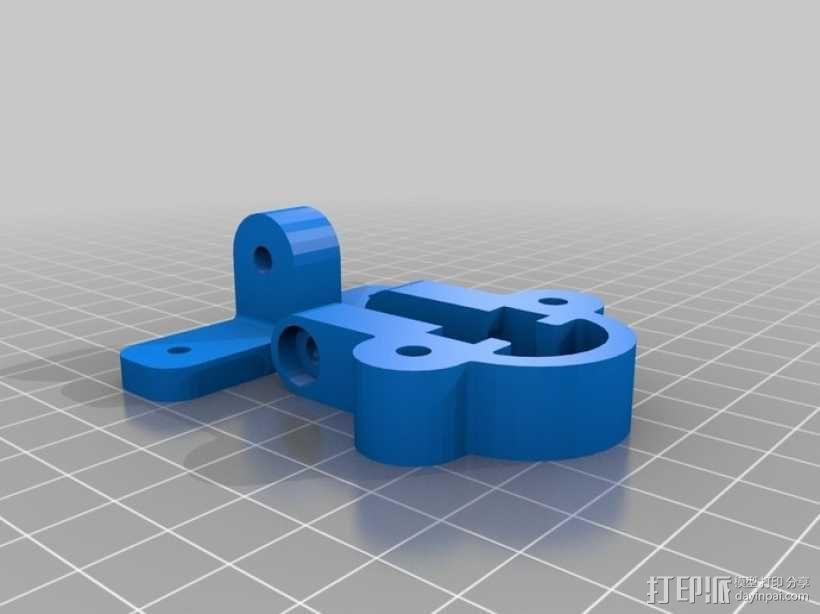OB1.4 3D打印机 3D模型  图49