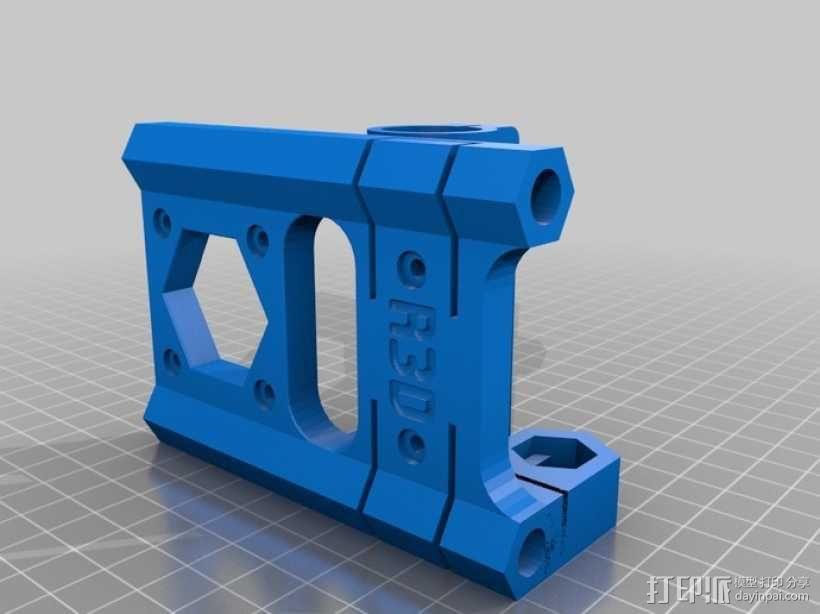 OB1.4 3D打印机 3D模型  图54