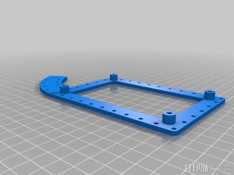 OB1.4 3D打印机 3D模型  图56